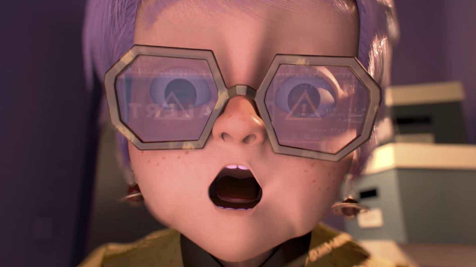 Film 3D - Année 4